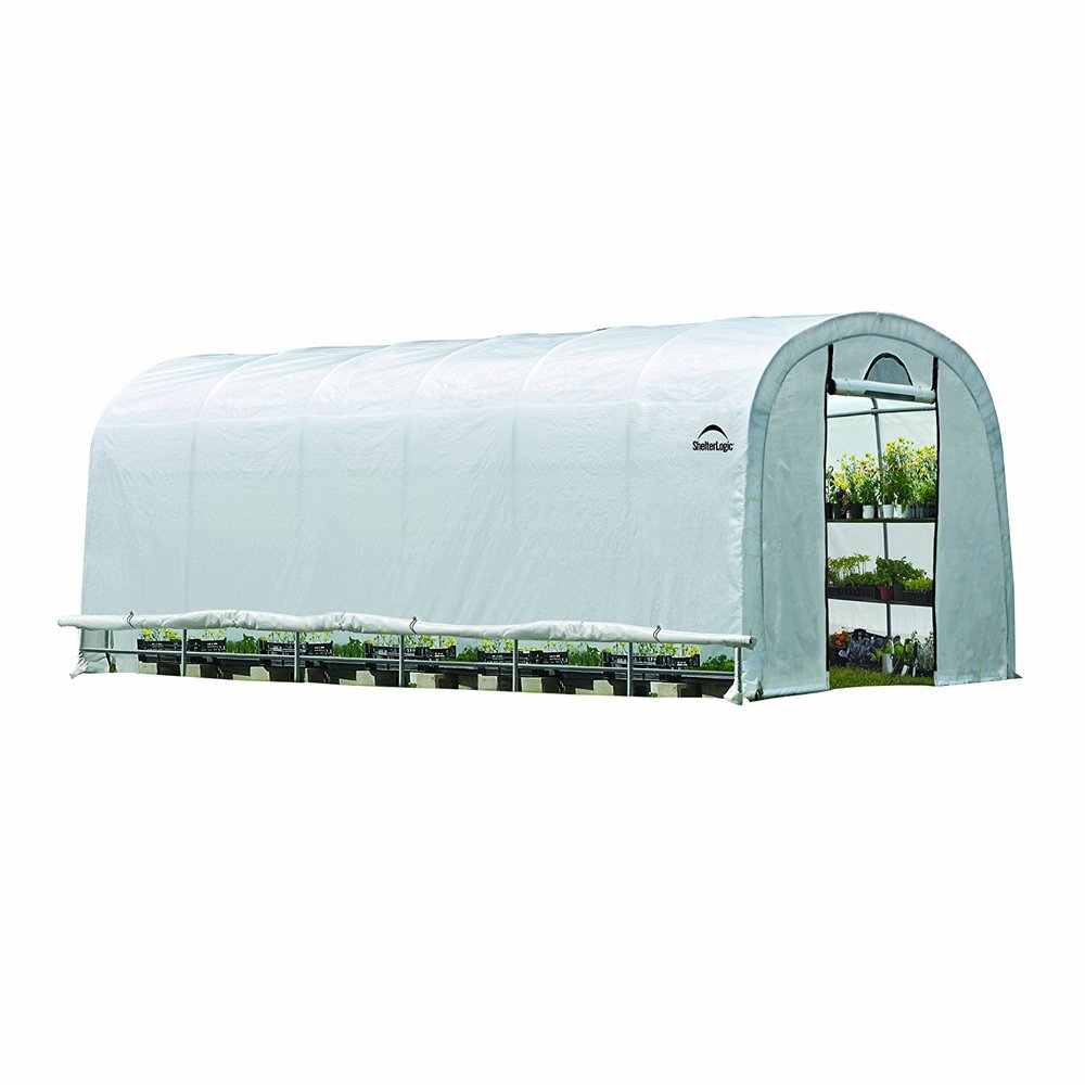 large shelter logic greenhouse