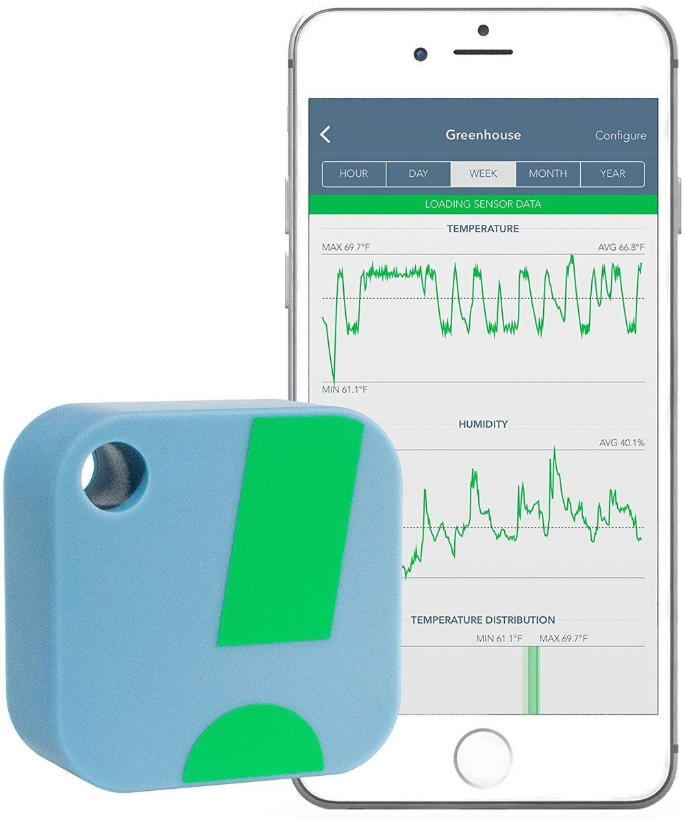 sensorpush wireless thermometer