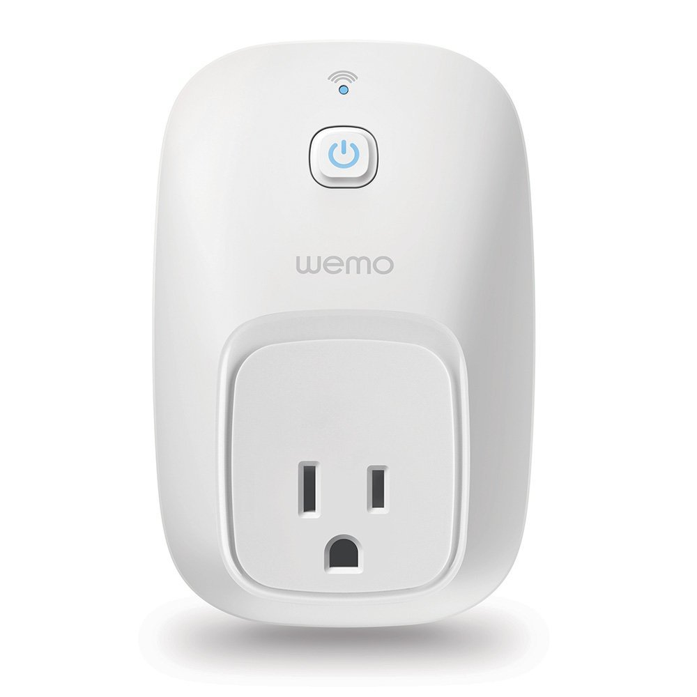 wemo wifi enabled light switch