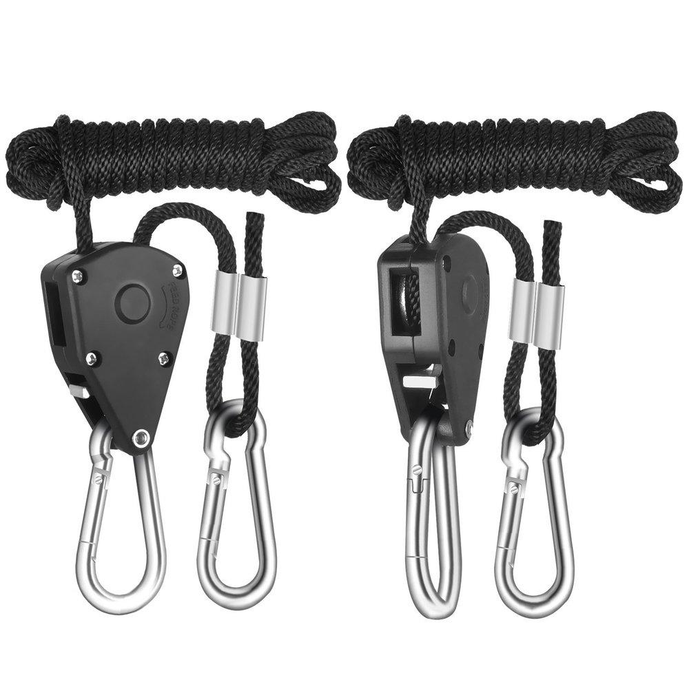adjustable light hangers