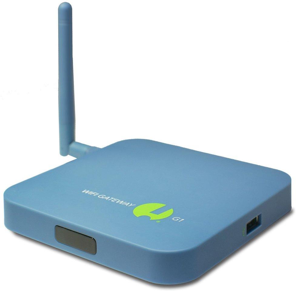 Wifi Router for PushSensor