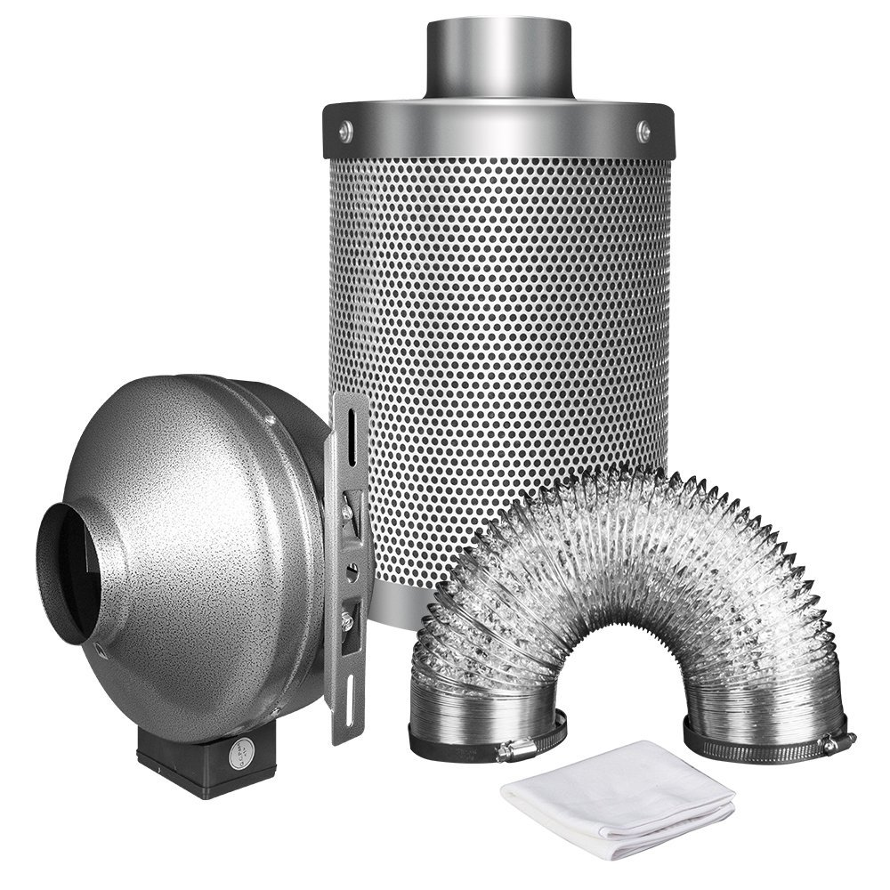 6 inch Carbon Filter System