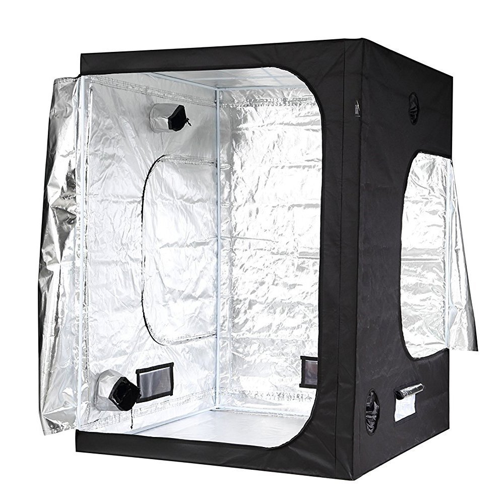 Medium iPower Grow Tent 4ftx4ftx6.5ft  sc 1 st  GreenBox Grown : tent starter packages - memphite.com