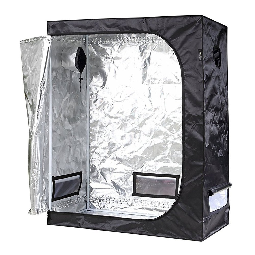 Small iPower Grow Tent 4ftx2ftx5ft