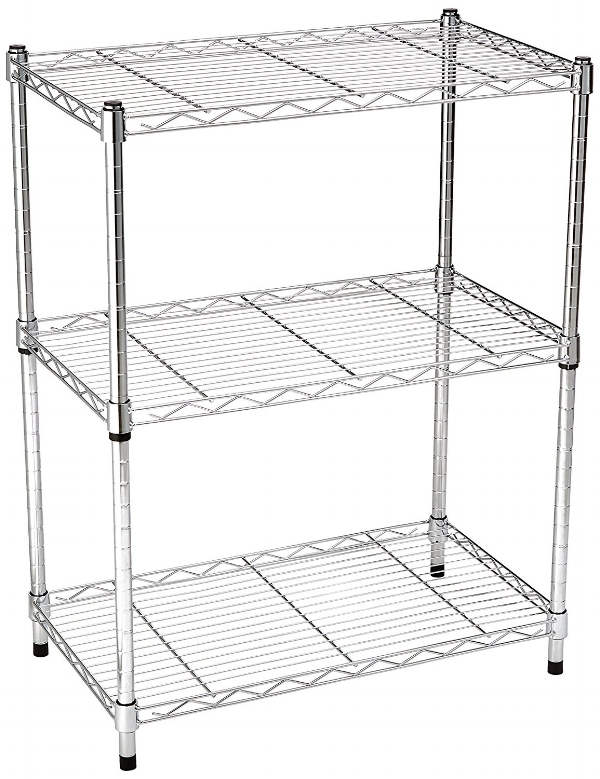 adjustable plant rack