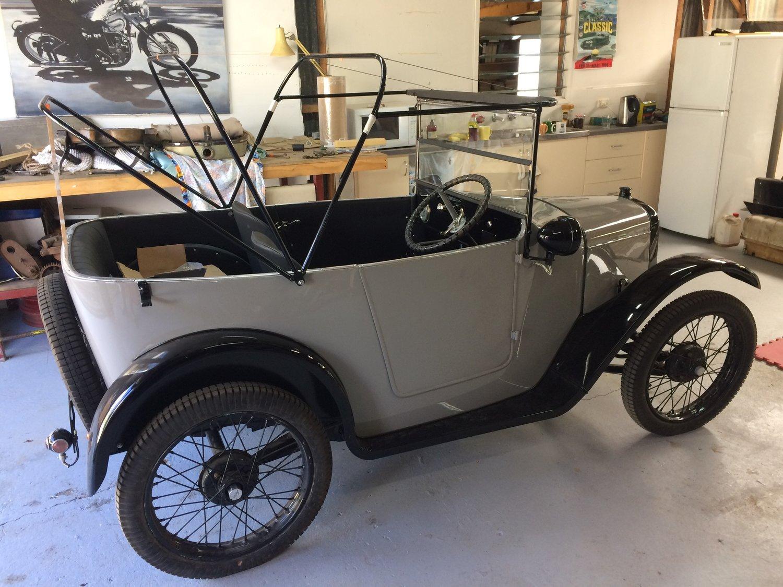 Austin 7 — Vintage Sports Car Club of Australia