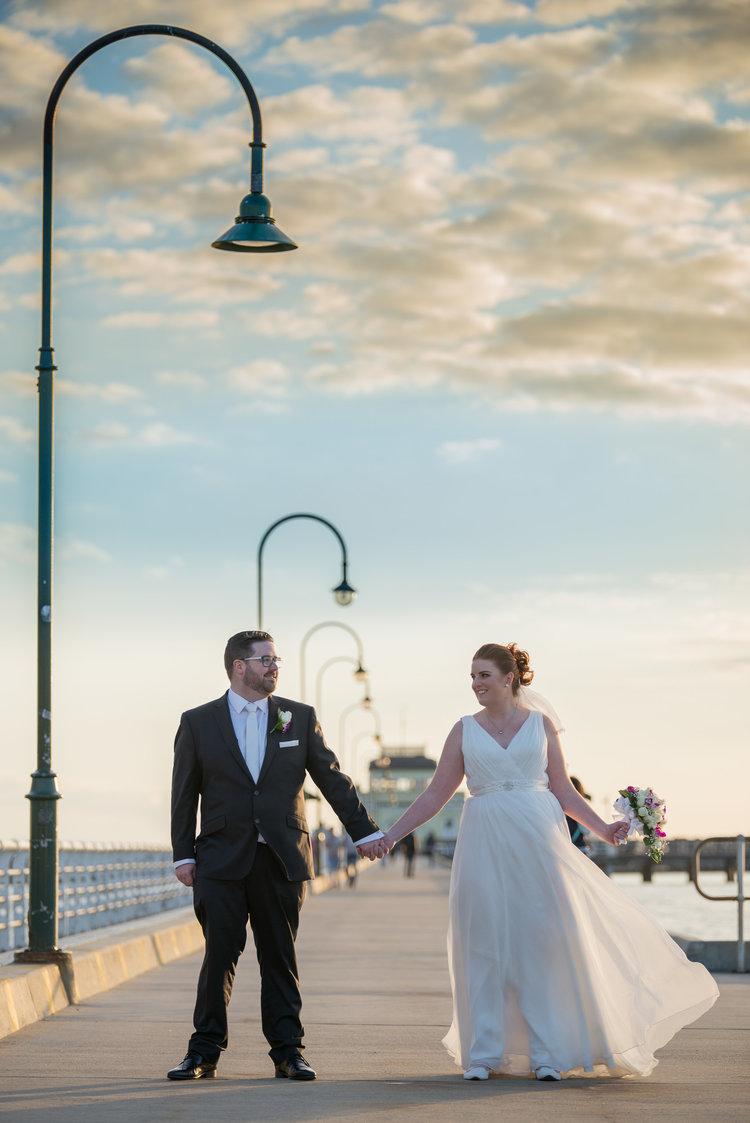 Melissa & Andrews\'s Traditional Melbourne Wedding — Daniel ...