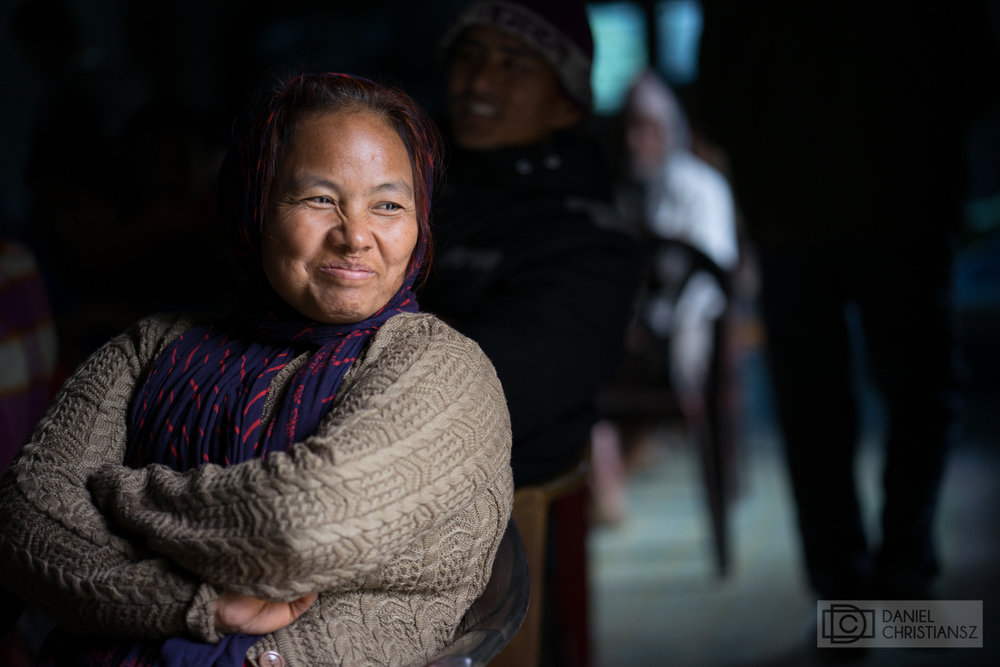Nepal Self-Help Group Member