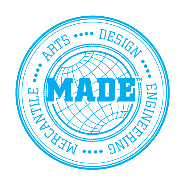 M.A.D.E. is a public facing advertising agency, a collaborative hive of strategists, writers, designers and engineers with a drive to make things a little more interesting. We leverage every facet of our cultural connectivity for the brands we love. Web: themadeagency.com Instagram: @hey_made