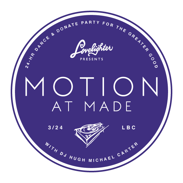 We are a collective of creatives who come alive for art, music, and creating positive change in our communities. Our Official Instagram: @motionatmade Motion at MADE is a passion project brought to you by the fine folks to follow: