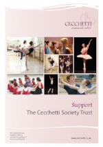 Support The Cecchetti Society Trust