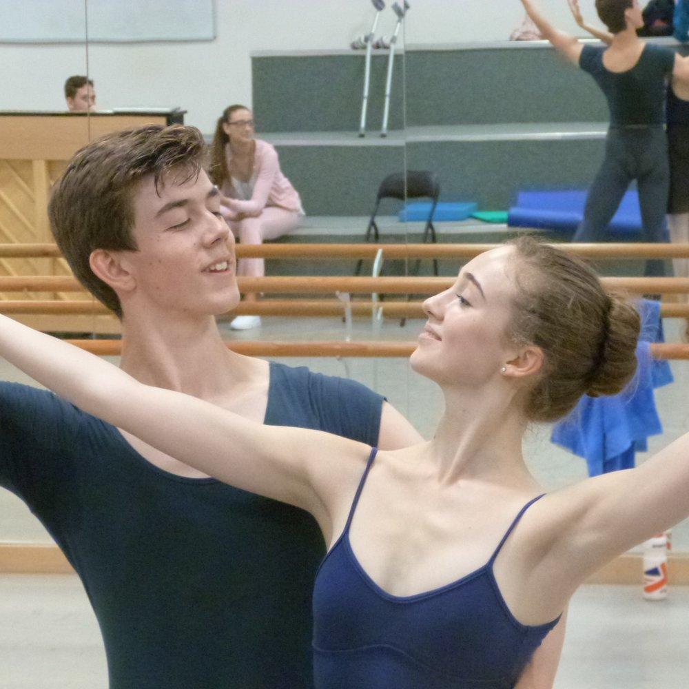 Cecchetti and Anna Pavlova
