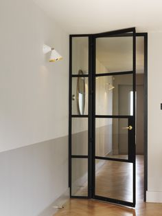 The use of crittall to separate areas of the house and creating two separate entrances just looks so impressive! & Why we love Crittall! u2014 XI Projects