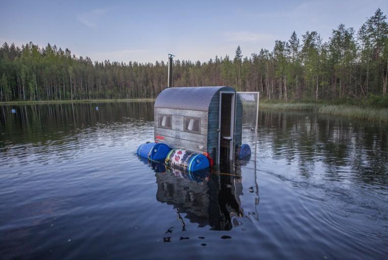 ATV Sauna