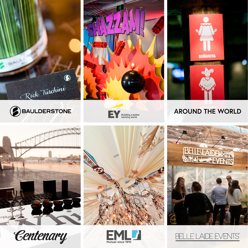 Best of: Event Design A collection of the most popular designs for events held within '10 to '12