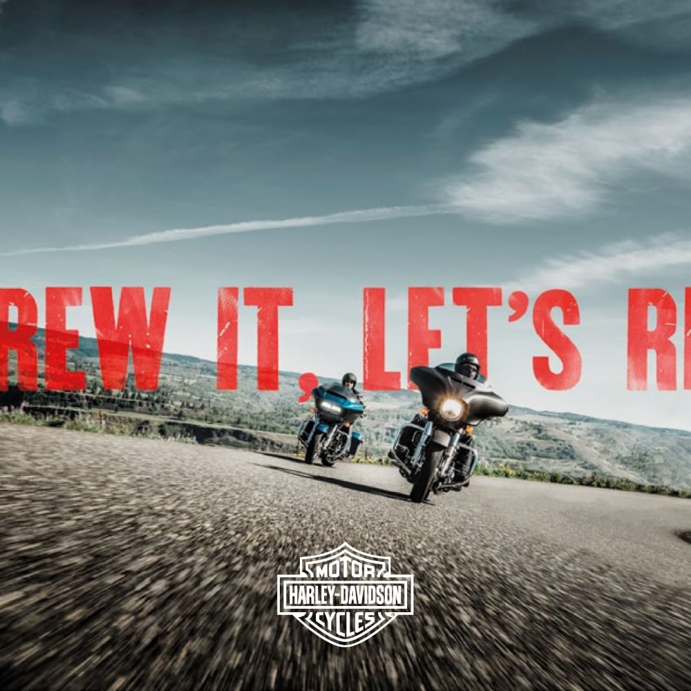 Harley-Davidson: Virtual Product Tour and Interactive Content