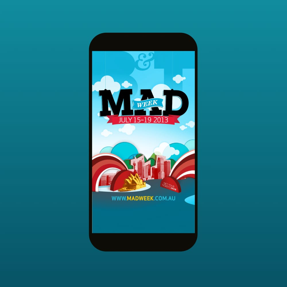 Event App: Mad Week