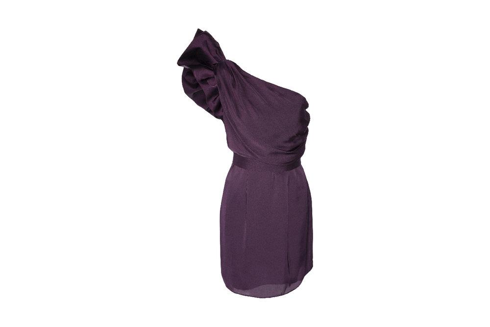 Vestido Volante Anonymous Closet
