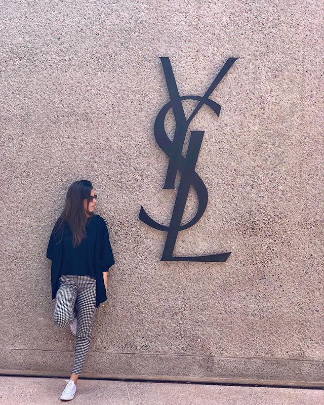 YSL ⚫️ Marrakech. Museo YSL, algo que merece la pena conocer #ysl #pierrebergé #inspiration