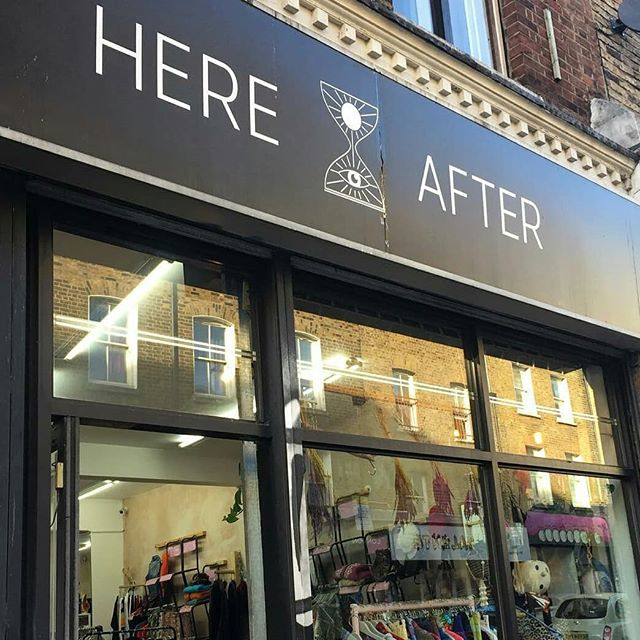 #Repost @sds.hereafter • • • Starting to get ready for tomorrow's event here at @hereaftervintage.  Isn't this chill rainy day giving you the right mood for cozy and warm (sustainable) knitwear? Probably YES! ❄️✨ Don't miss our pop-up Christmas party tomorrow from 6 pm. at 151 Brick Lane. Exclusive discount of 50% on @htht_shopstudio collections, right on time to complete your Christmas gifts! 🎁  Follow our page to find out more about the event!  #christmas #wool #knitwear #knit #knitted #sustainable #sustainablefashion #fashion #london #event #londonevents #popup #party #tomorrow #vintage #vintageshop #bricklane #sds.hereafter