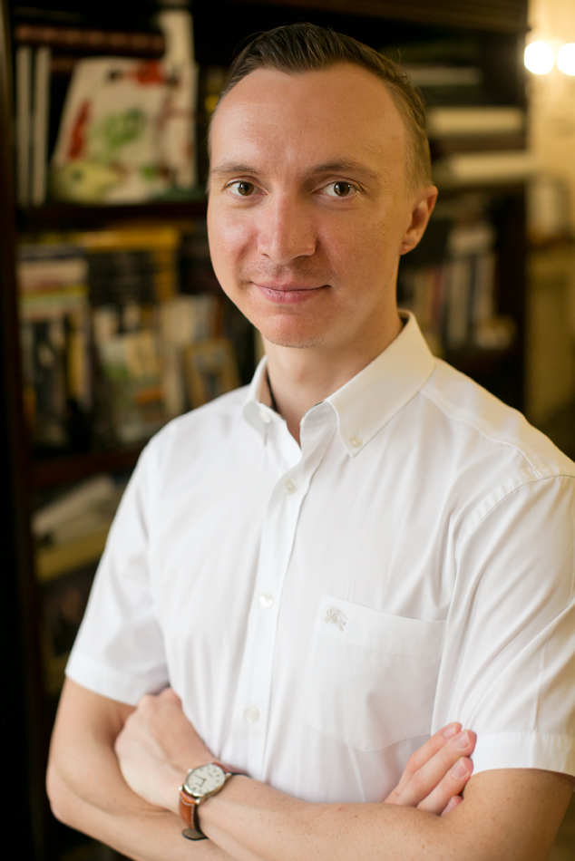Sergii Starostin, Founder and CEO of Outpost Club