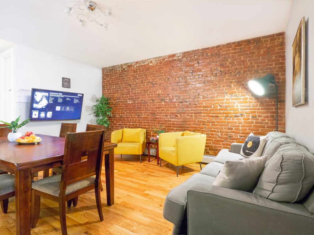 The Flatbush House - Flatbush, BrooklynShared rooms from $750 | Private rooms from $1350
