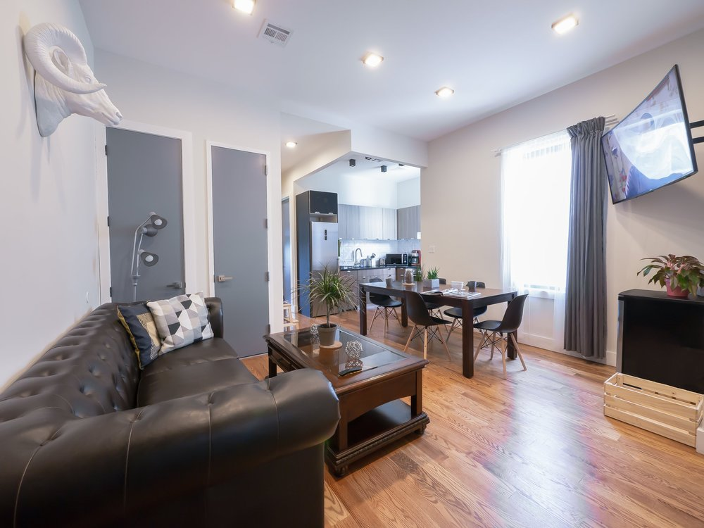 The East-Bushwick House - Bushwick, BrooklynShared rooms from $850 | Private rooms from $1590