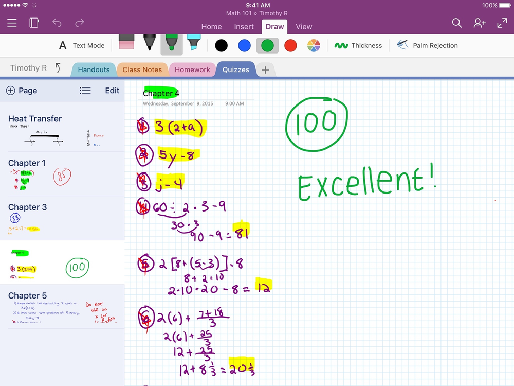 Microsoft OneNote: a lot better than it used to be
