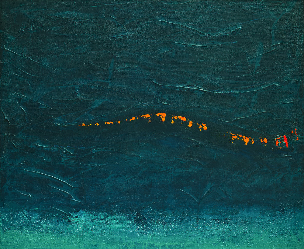 Lights The Way - SOLD