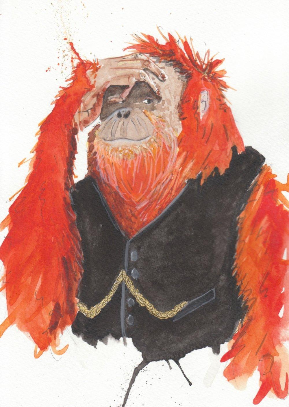 Sir Orangutan