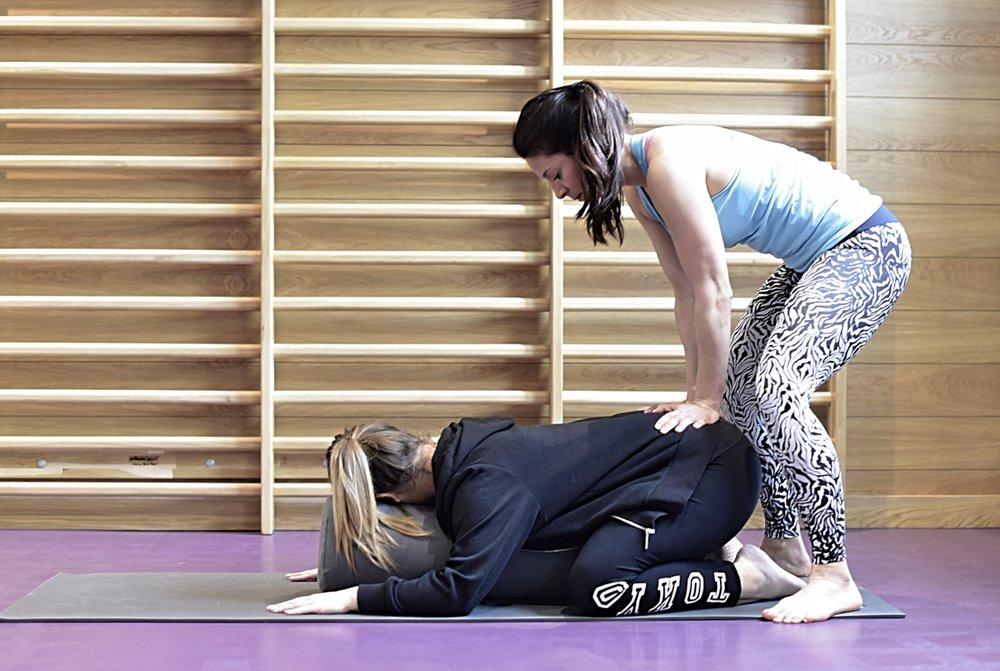 Yoga in Hampstead