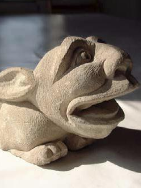 Gargoyle by Kate Semple