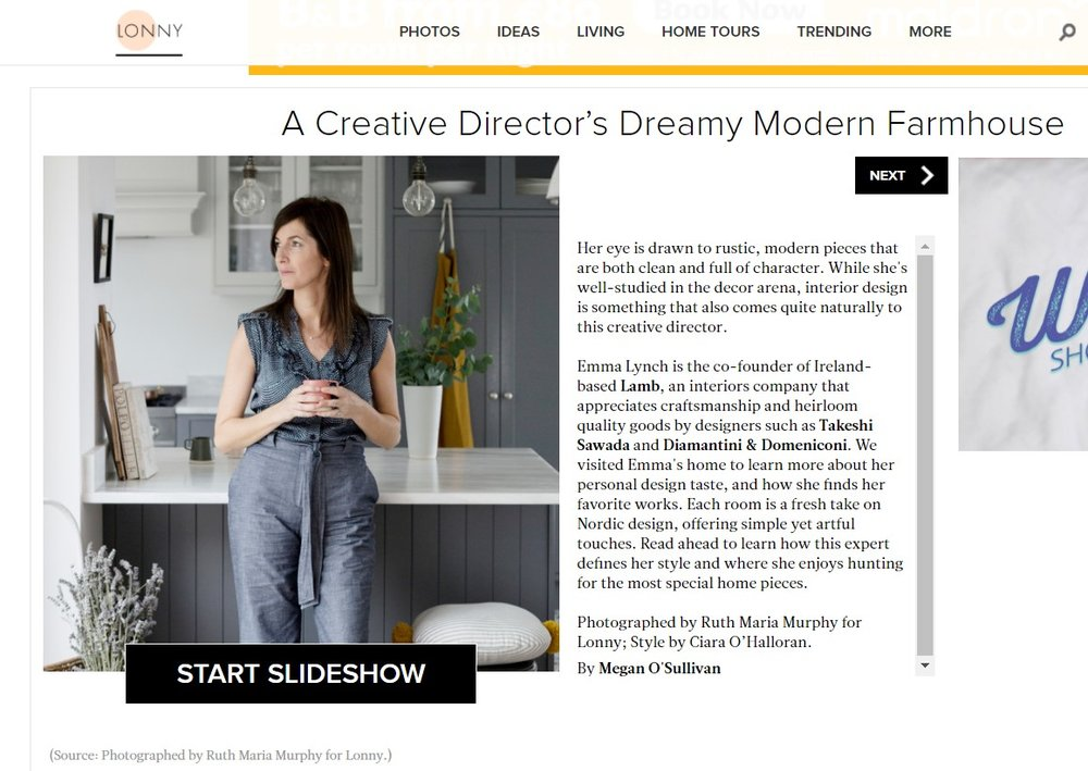 http://www.lonny.com/A+Creative+Director+s+Dreamy+Modern+Farmhouse