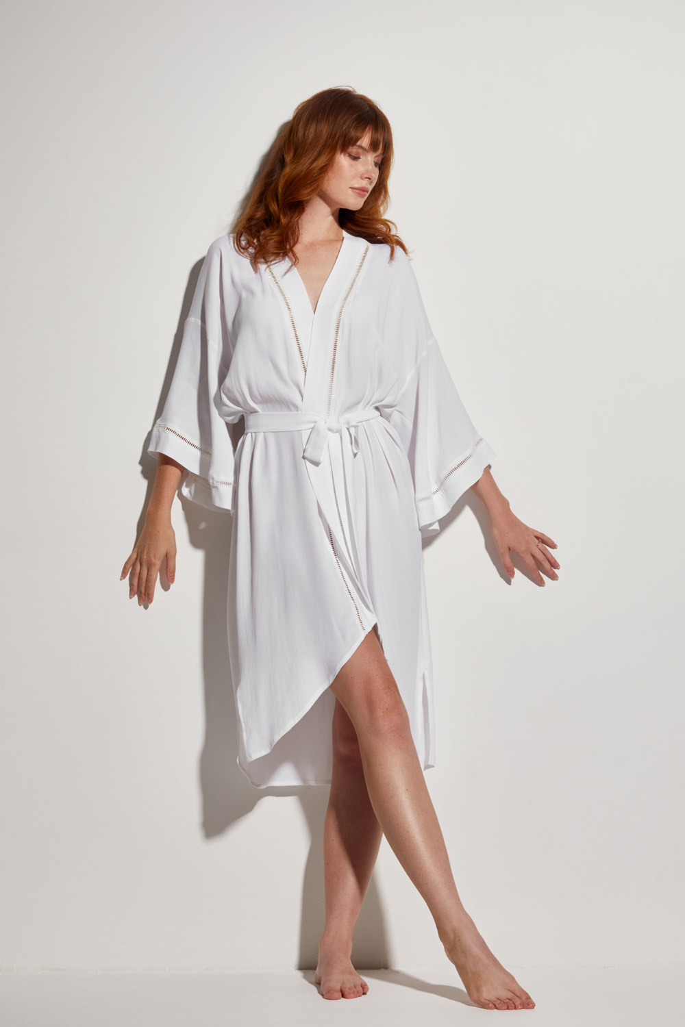 Luxe Robe - Purchase any 2 piece set from any season and receive the Luxe Robe to keep in your change room for brides as a gift from us.   Minimum order of 2 per wholesale purchases.