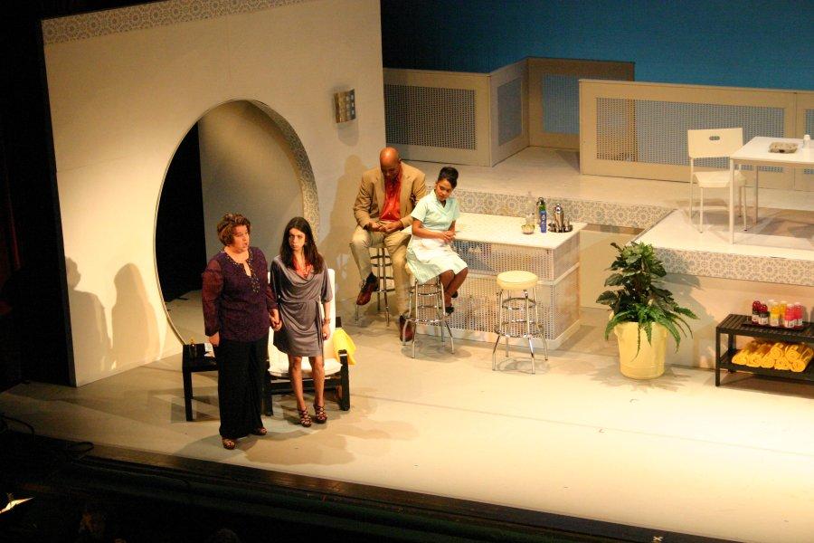 Commonwealth Opera Stage Director: Eve Summer Conductor: Ian Watson Scenic Design: Julia Noulin-Merat Costume Design: Katherine O'Neill Lighting Design: Ben Pilat