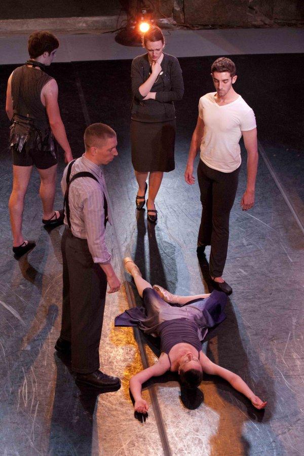 Fort Point Theatre Channel Director/Choreographer: Eve Summer Conductor: Kim Diehnelt Scenic Designer: James Fuhrman Costume Designer: Kathleen Doyle Lighting Design: Paul Marr