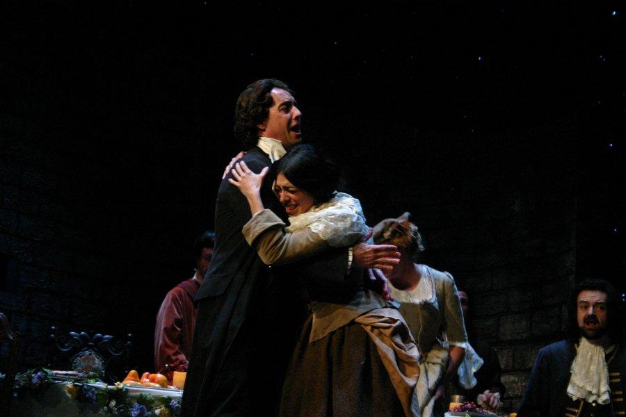 Commonwealth Opera Conductor: Ian Watson Scenic Designer: Julia Noulin-Merat Costume Designer: Toni B. Elliott Lighting Design: Ben Pilat Wig and Makup Designer: Thom Cammer