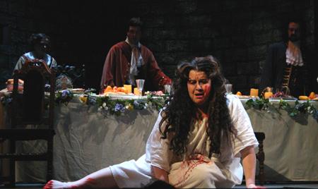 Commonwealth Opera Stage Director: Eve Summer Conductor: Ian Watson Scenic Designer: Julia Noulin-Merat Costume Designer: Toni B. Elliott Lighting Design: Ben Pilat Wig and Makup Designer: Thom Cammer