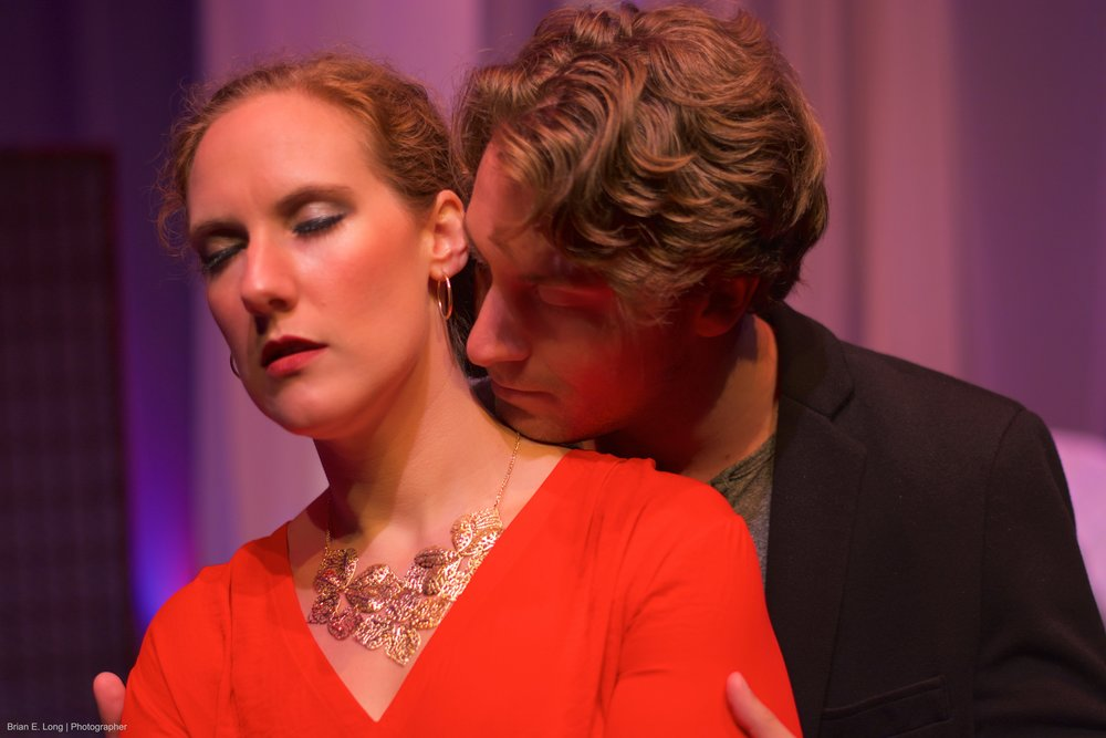 dell'Arte Opera Ensemble Conductor: John Spencer IV Scenic Design: Meganne George Costume Design: Carly Bradt Lighting Design: Scott Schneider