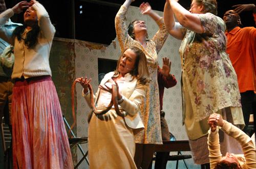 Berklee Performance Center Composer/Conductor: Larry Bell Scenic Design: Katherine Spencer Costume Design: Cara Pacifico Lighting Design: Chris Nayler