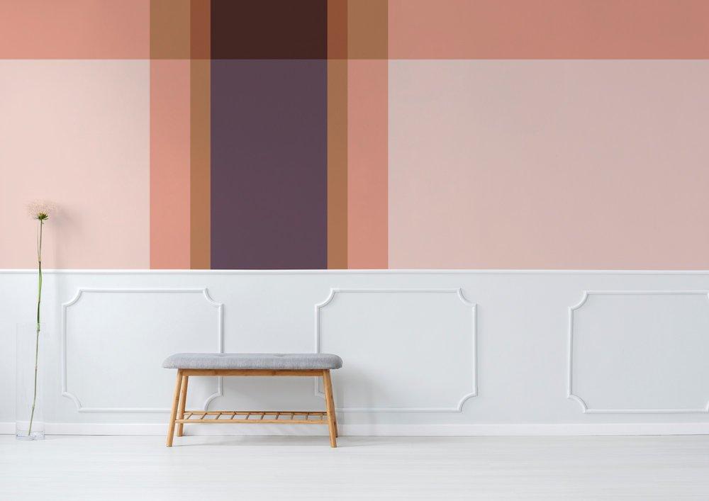 Painel de parede Quadrante da Housed
