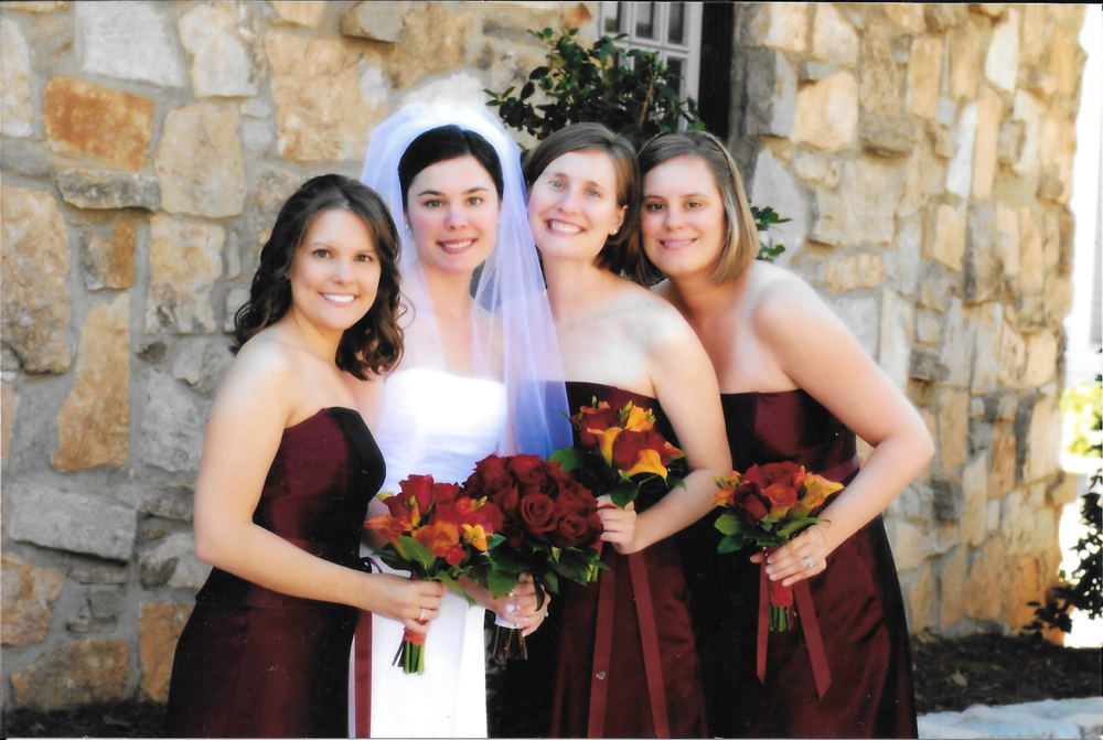 Arrangements for Each Member of Your Bridal Party