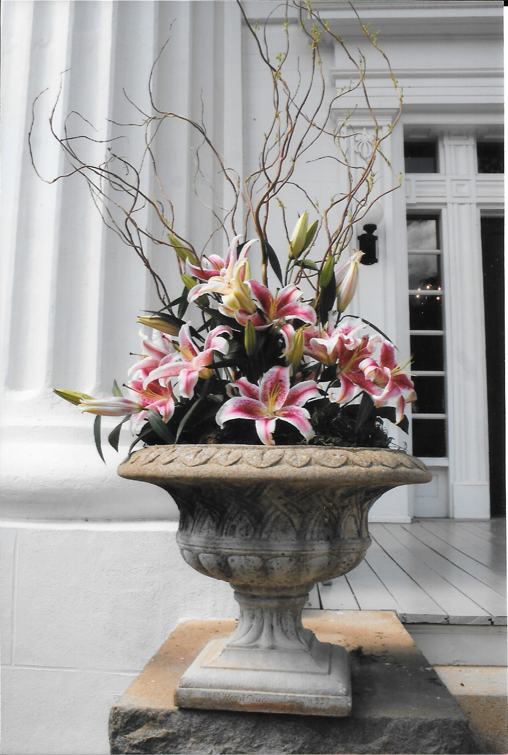 We Deliver any Arrangement to Your Front Door