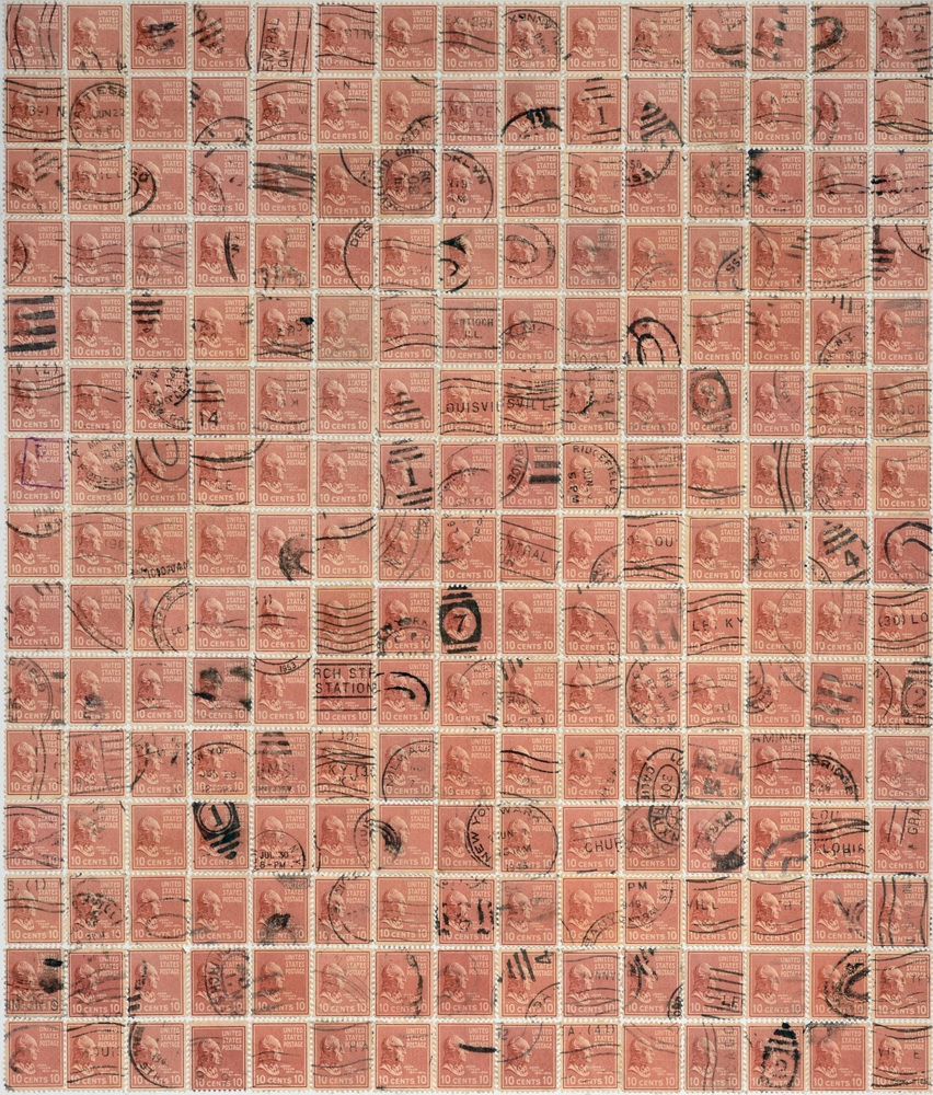 John Tyler, 10 cents, 2013