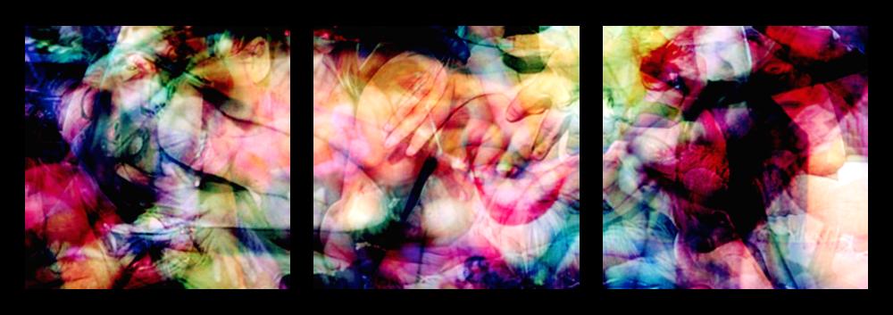 Overdose 12.1-3 (Triptych), 2008
