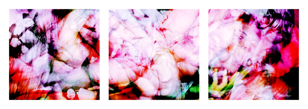 Overdose 13.1-3 (Triptych), 2008
