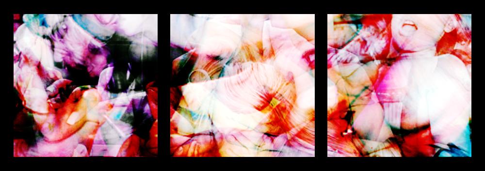 Overdose 14.1-3 (Triptych), 2008