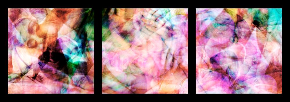 Overdose 15.1-3 (Triptych), 2008