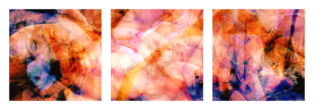 Overdose 17.1-3 (Triptych), 2008