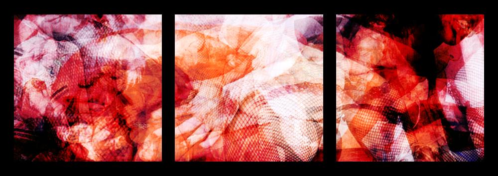Overdose 19.1-3 (Triptych), 2008